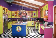 Decor extravaganza / Over the top decor. This people have gone above and beyond the call of decor. There is a limit to repurposing. Lol! What were they thinking? / by MaGi 💖 Love