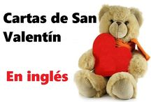 San Valentín en inglés