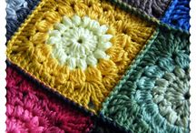 Eskulanak. Crochet