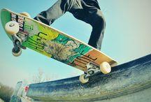 Skateboarding - gördeszkázás / A gördeszkások egyszerűen csak... csodálatosak.