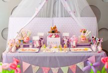 BIRTHDAYS - Food and Decor
