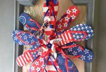 Flip flip wreaths