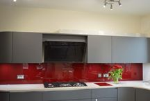 Red Kitchens Collection