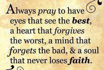 keep your faith