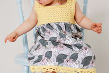 sewing for baby/toddler