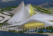 Opera Houses-Concert Halls-Theaters / by Nancy Doty