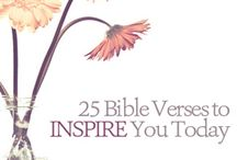 Inspiration from the bible