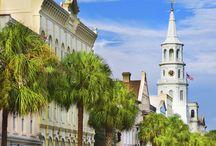 South Carolina travel