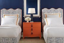 Home Decor--Twin Beds