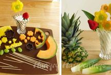 food decoration / look..enjoy ...pin.. & don't forget  LIKE  :-)) / by f f.h