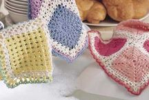 Crochet patterns / by Barbara Halpenny