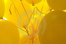 color  I  yellow / by Kristine Marie