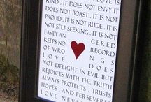 "The wedding board / ""I do"" / by Tara Miller"