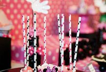 Minnie Mouse Birthday Party / by Kaitlin Webb