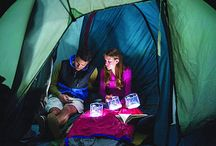 My camping ideas
