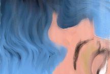 My Brush / My drawings