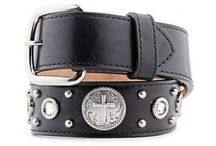 Western Belts and Buckles / by PFI Western