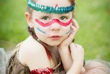Indian mask carnival