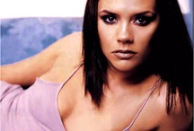 "Posh Spice / Victoria Beckham (neé Adams), a.k.a. Posh Spice, is a British singer/songwriter, a fashion designer, actress, model, and a business woman. She received the nickname ""Posh Spice"" in a female 90's pop band Spice Girls."