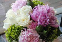 Aranžování květin léto