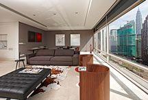 Popular Kuala Lumpur Apartments / Popular Kuala Lumpur Сheap Apartments with Fitness Room/Gym, Swimming pool, WiFi, Malaysia