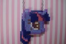 Hama Beads - My Little Pony