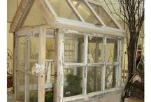 Garden Sheds Cottages Arbors etc / by mijo nick
