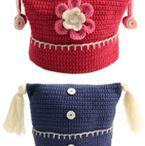 Crochet Hats, Kerchiefs, and Head Bands