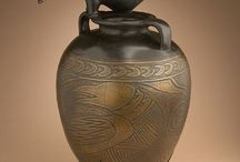 Art - Ceramics, Pottery / by Crone