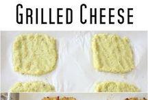 Cheese blomkool crust