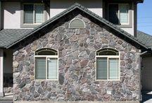 Fieldstone (Harristone from Kodiak Mountain Stone)