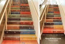 My Home: Stairway to Heaven / by Dawn Woodward