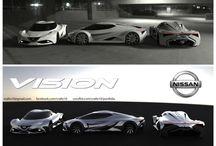 Nissan Vision 2014 by Carlos Rallo Badet