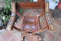 taracea furniture / JAMUGA  . www.delarbol.net
