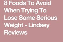 Foods to avoid for wt loss