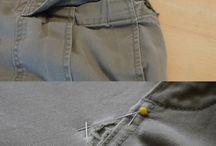 fix up clothes