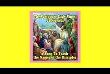 Sample Bible Songs for Kids