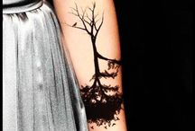tattoo ideas / by Tiffany Davis