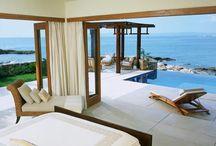 interiores con vista al mar