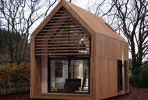 Minihus og hytter