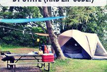 Camp Away!