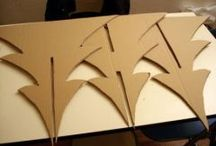 Corrugated Cardboard Craft