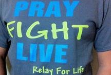 Relay for life shirt ideas