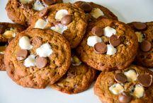 Cookies og småkager