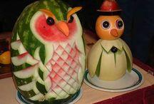 Fruits - Meyveler