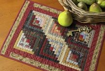 Miniature Quilts / by Raylene Beebe Swanson Kruger
