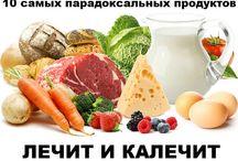 интересное о продуктах