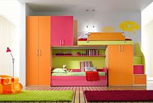Kids Room Ideas / by robyn