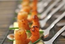cuillère crevettes