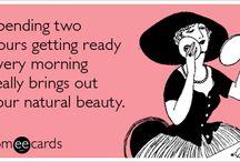True Beauty / I believe happy girls are the prettiest girls.